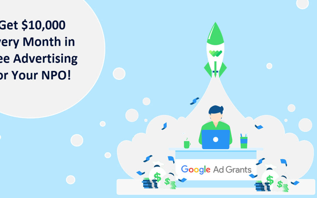 What is a Google Ad Grant…and how to get one